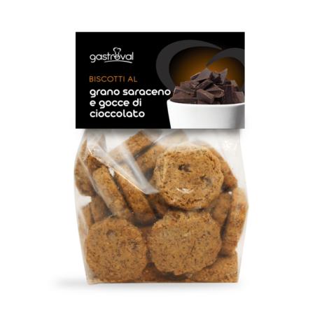 biscotti saraceno cioccolato