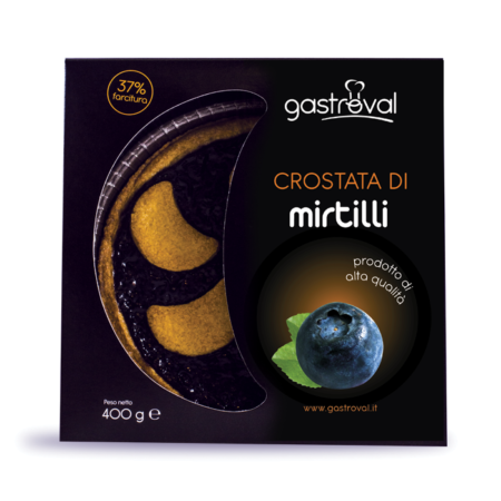 crostata mirtilli