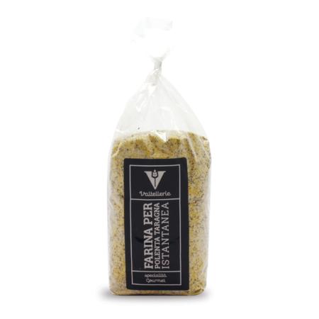 farina polenta istantanea