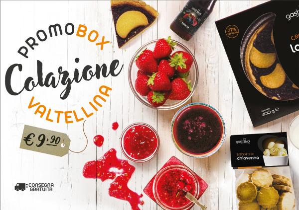 prodotti gastroval cib scritta promobox colazione